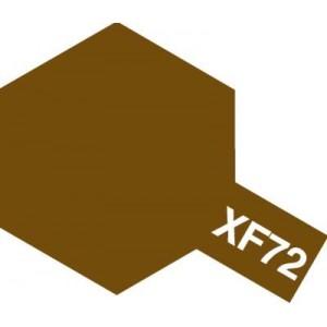 Tamiya XF72 Brown JGSDF (Flat)