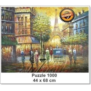 Puzzle 1000 París, Francia