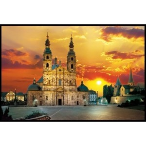Puzzle 1500 Catedral San Miguel, Alemania
