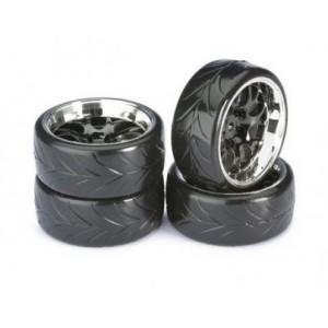 Neumático 1:10 Drift LP con Llanta 26mm