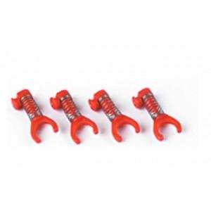 Amortiguadores Proshock-2 Blandos Rojos