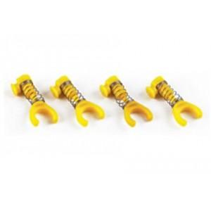 Amortiguadores Proshock-2 Duros Amarillos