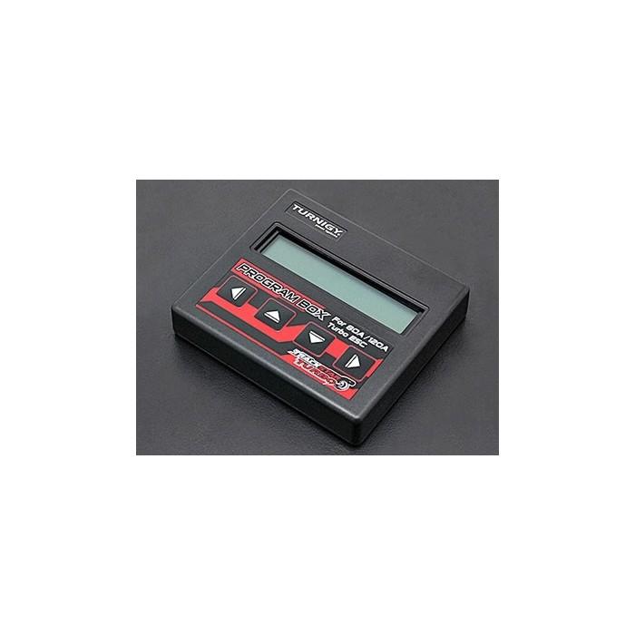 Tarjeta Programadora Turbo ESC 80A/120A