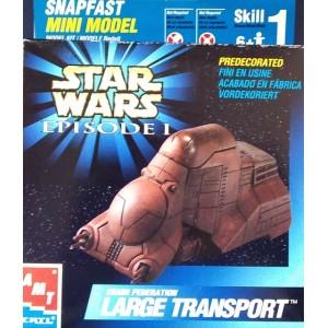 Maqueta Star Wars Large Transport