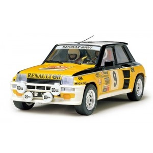 Maqueta Renault 5 Turbo Rally
