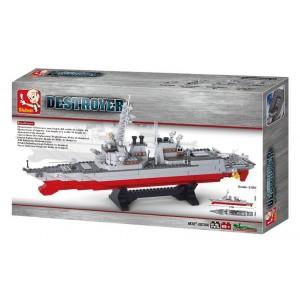 Barco Destroyer