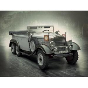 Maqueta Typ G4 (1935 production)