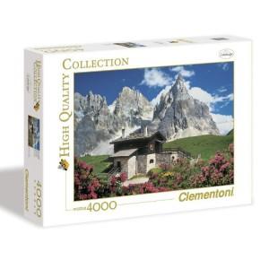 Puzzle 4000 Dolomitas