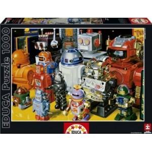 Puzzle 1000 Robots