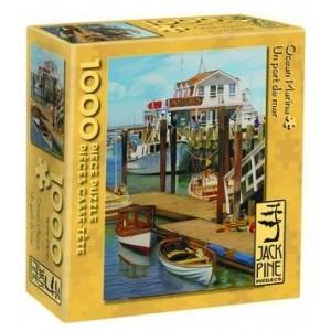 Puzzle 1000 Ocean Marina