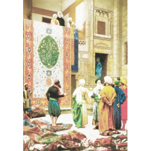 Puzzle 1000 Hali Tuccari Carpet Seller
