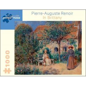 Puzzle 1000 En Bretaña, Renoir