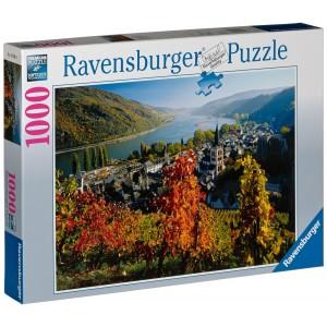 Puzzle 1000 Vides en en Rin