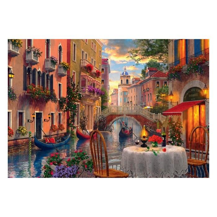 Puzzle 1500 Romantic View