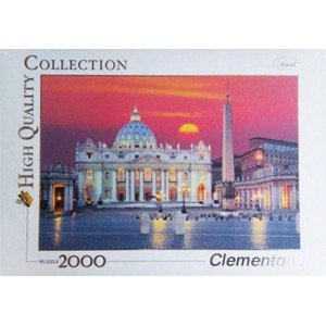 Puzzle 2000 San Pedro, Roma