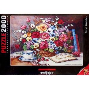 Puzzle 2000 Jardín de Ensueño