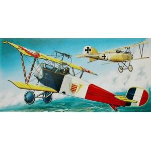 """Maqueta Avión Nieuport 11/16 """"Bebe"""" 1:48"""