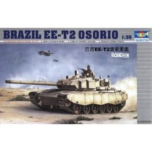 Maqueta Brazil EE-T2 Osorio 1:35