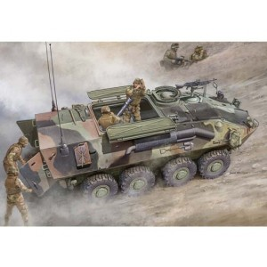 Maqueta LAV-M Mortar Carrier Vehicle 1:35