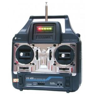 Emisora VG 400 4Canales