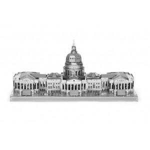 Capitolio Metal 3D