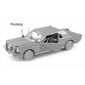Mustang Metal 3D