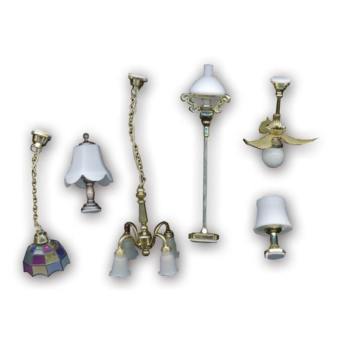 Conjunto Lámparas Modernas
