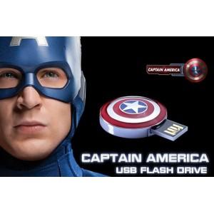 Memoria USB Capitán América