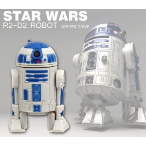 Memoria USB R2D2 Star Wars