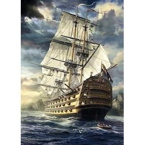 Puzzle 1000 Barco Velero