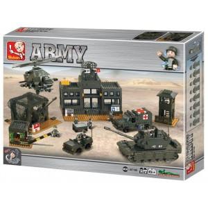 Base Cuartel Militar