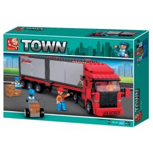 Camión Container Truck
