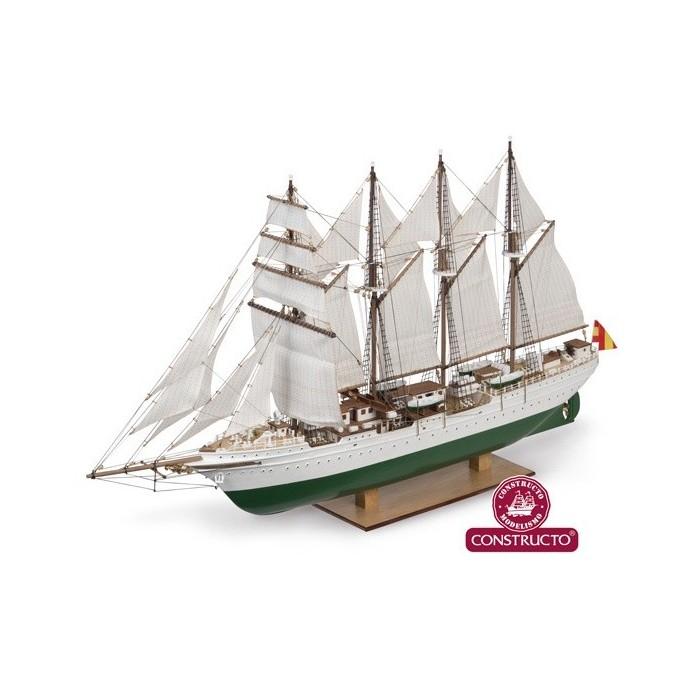 Barco J.S.Elcano