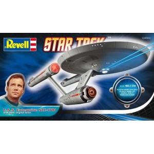 Maqueta Star Trek U.S.S. Enterprise NCC-1701