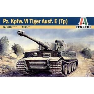 Maqueta Tanque Pz. Kpfw. VI Tiger Ausf. E (Tp)