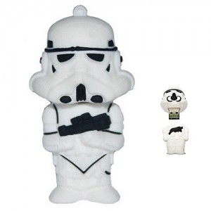 Memoria USB Storm Trooper Star Wars