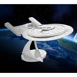 USS Enterprise NCC-1701-D Metal 3D