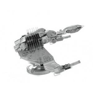 Pájaro de Presa Klingon Star Trek Metal 3D