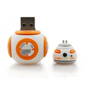 Memoria USB BB-8 Star Wars