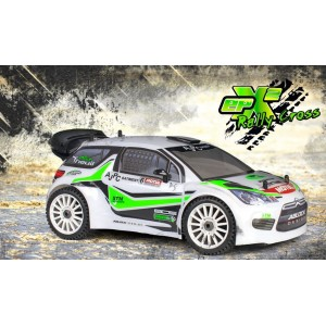 Coche EPX2 DS3 Rally 1:8 Brushless