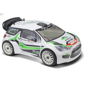 Coche STR8 DS3 Rally 1:8