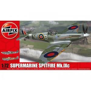 Maqueta Avión Supermarine Spitfire Mk.IXc 1:72