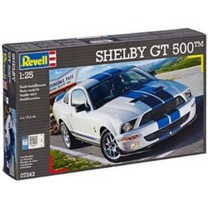 Maqueta Coche Shelby GT 500 1:25