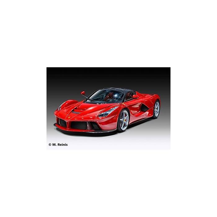 Maqueta Coche La Ferrari 1:24