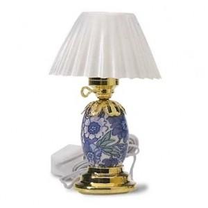 Lámpara Sobremesa Azul