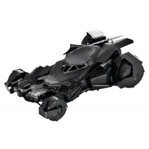 Batmobile Batman VS Superman Metal 3D