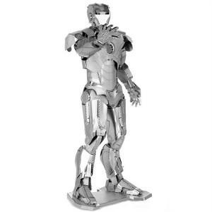 Ironman Metal 3D