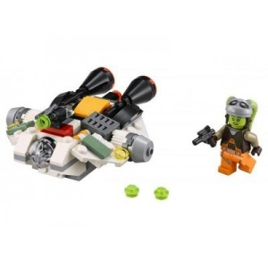 The Ghost Star Wars Microfighters Blocks