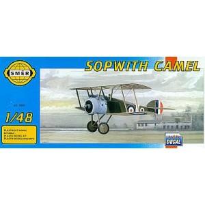 Maqueta Avión Sopwith Camel 1:48