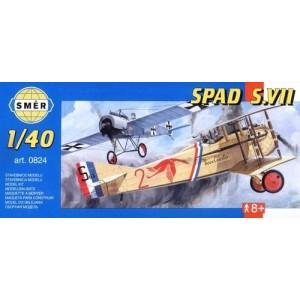 Maqueta Avión Spad VII 1:48